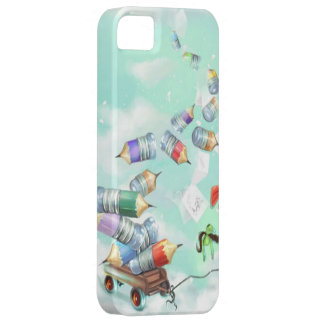 cute cartoon toy car iPhone 5 Cases