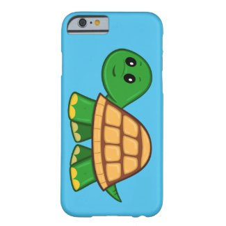 Cute Cartoon Turtle iPhone 6 Case