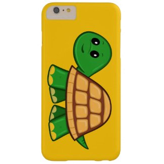 Cute Cartoon Turtle iPhone 6 Plus Case