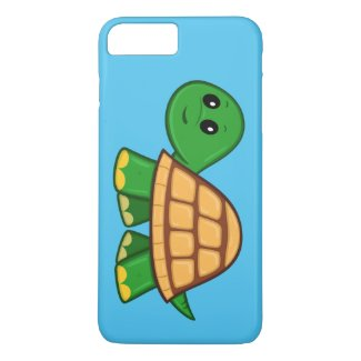 Cute Cartoon Turtle iPhone 7 Plus Case