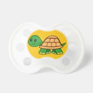 Cute Cartoon Turtle Pacifier
