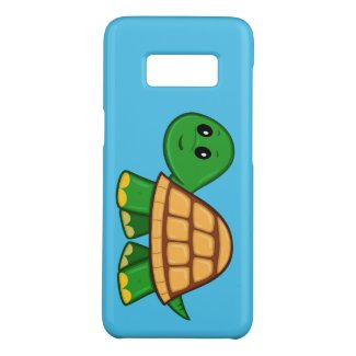 Cute Cartoon Turtle Samsung Galaxy S8 Case