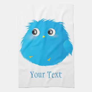 Cute Cartoon Twittie Bird Kitchen Towel