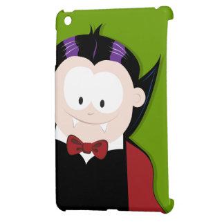 Cute Cartoon Vampire iPad Mini Case