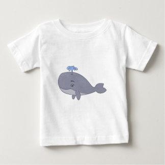 Cute Cartoon Whale Infant T-shirt
