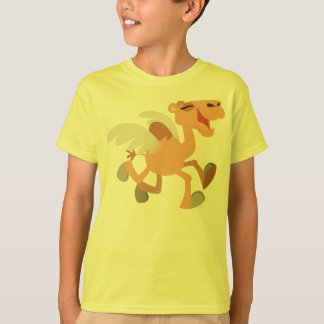 Cute Cartoon Winged-Camel Children T-Shirt