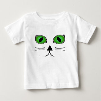 Cute Cat Baby T-Shirt