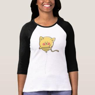 cute cat ballon T-Shirt