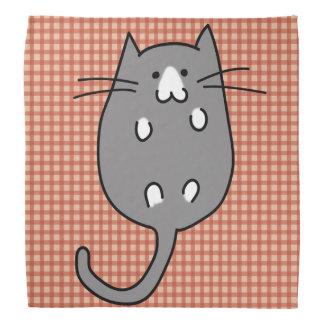 Cute Cat Bandana