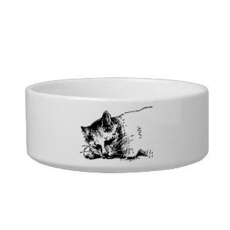 Cute Cat Bowl