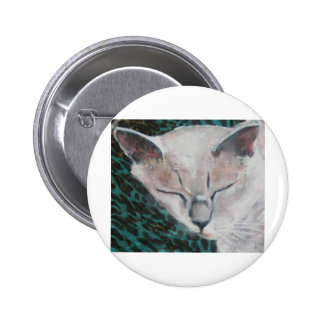 Cute Cat by Luella Buttons