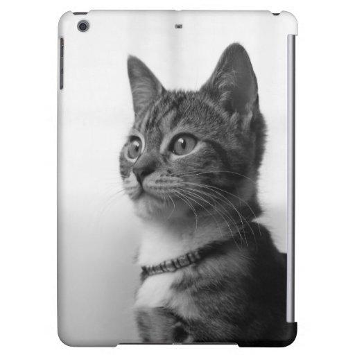 Cute Cat Case For iPad Air