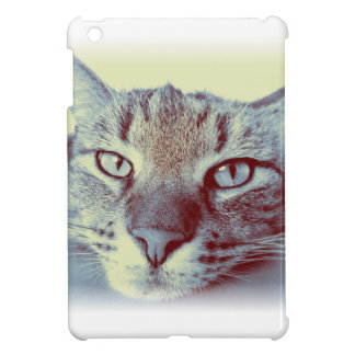 Cute Cat Cats Gifts Feline Chill Out Relax Pets Cover For The iPad Mini