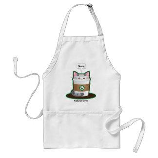 Cute Cat Coffee Apron