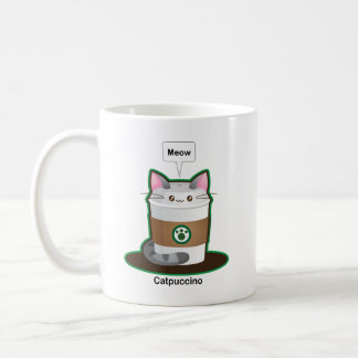 Cute Cat Coffee Coffee Mug