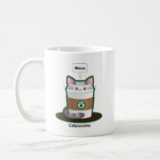 Cute Cat Coffee Coffee Mug