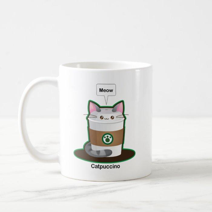 Cute Cat Coffee Coffee Mug Zazzle