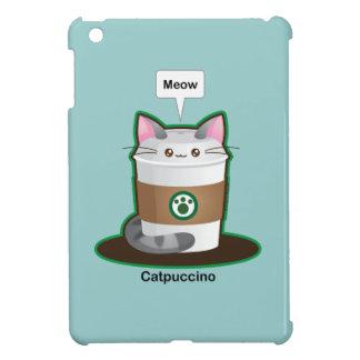 Cute Cat Coffee iPad Mini Case