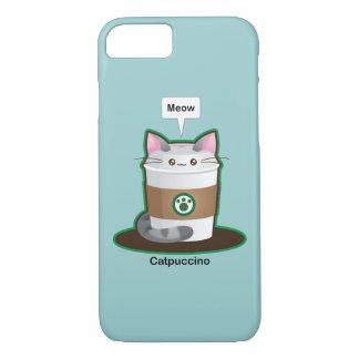 Cute Cat Coffee iPhone 7 Case