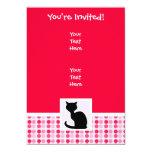Cute Cat Custom Announcements