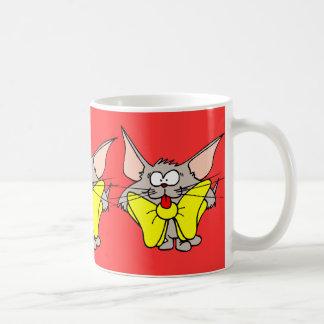 Cute Cat Design Coffee Travel Mugs Zazzle