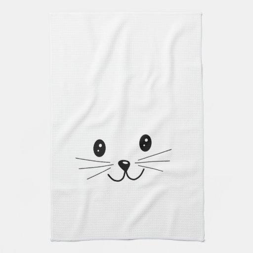Monogram Kitchen Towels