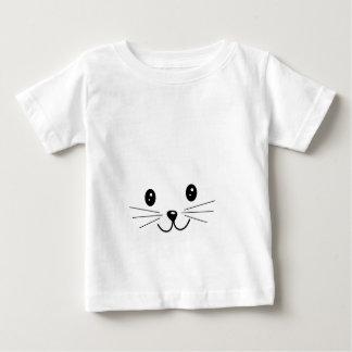Cute Cat Face. Tshirt