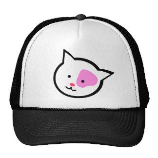 Cute Cat Head(Pink) Trucker Hat