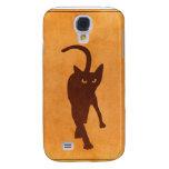 Cute Cat IPhone3 Case Galaxy S4 Case