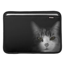Cute Cat MacBook Sleeve
