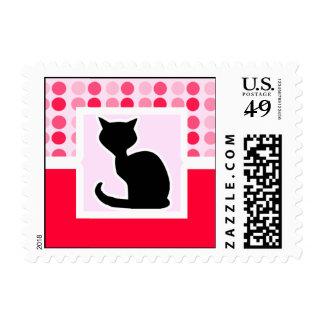Cute Cat Stamps