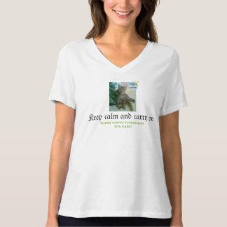 Cute cat T-shirt