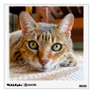 Cute Cat wall decal