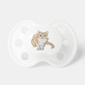 Cute Cat Watch Pacifier