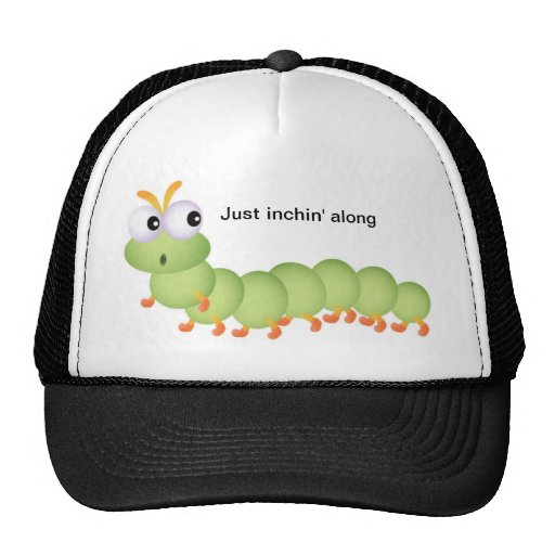 Cute Caterpillar Hat