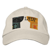 Cute Cats Cat Lady Embroidered Cap