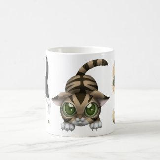 Cute Cats Coffee Mug