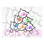 CUTE CATS CUSTOMIZED LETTERHEAD