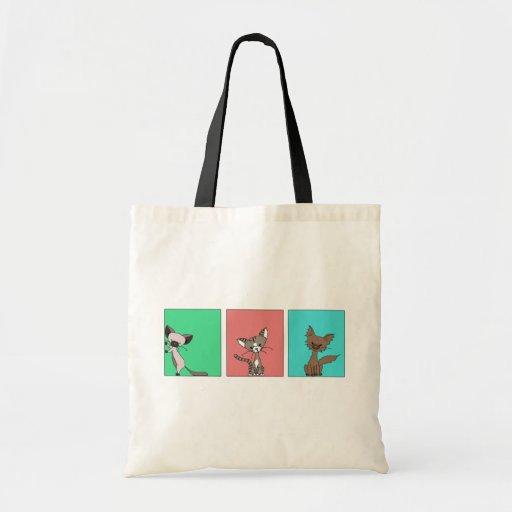 Cute Cats (Meet the Mews) Bag