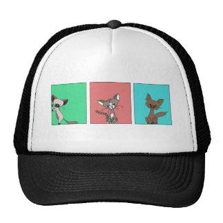 Cute Cats (Meet the Mews) Hats