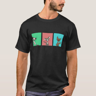 Cute Cats (Meet the Mews) T-Shirt