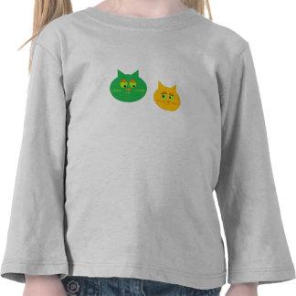 Cute Cats Toddler Long Sleeve T-shirt