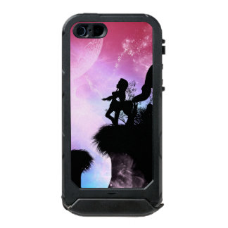 Cute centaurs silhouette waterproof case for iPhone SE/5/5s