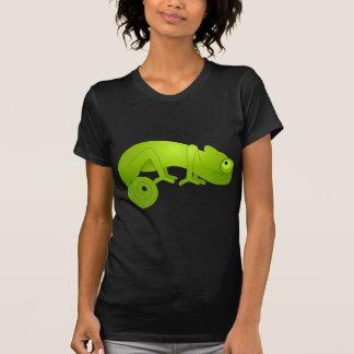 Cute Chameleon - Green T-Shirt