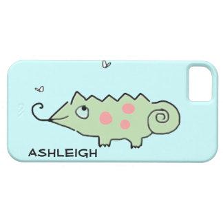 Cute Chameleon Phone Case