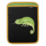 cute chameleon sleeve for iPads