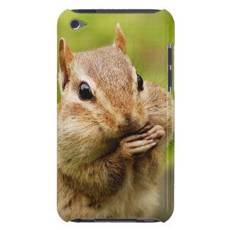 Cute Cheeky Chipmunk Case-Mate iPod Touch Case