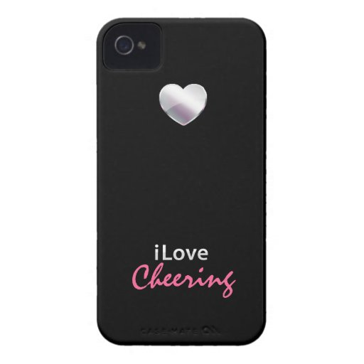 Cute Cheering iPhone 4 Covers