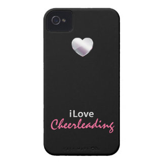 Cute Cheerleading iPhone 4 Covers