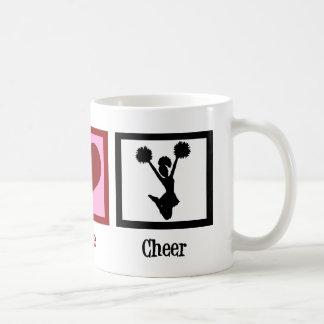 Cute Cheerleading Classic White Coffee Mug